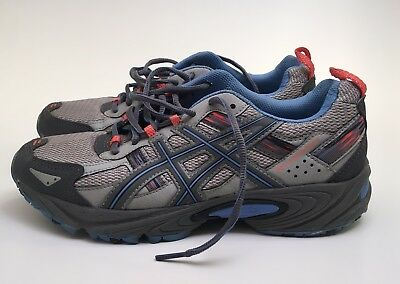 watch 09f84 3bf4f Asics Gel Venture 5 Size 10 M (B) EU 42 Womens Trail Running Shoes