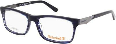 2d1931f4e01 New Timberland TB 1540 092 Blue Eyeglasses Rx Frame 52-16-140 Authentic  Unisex