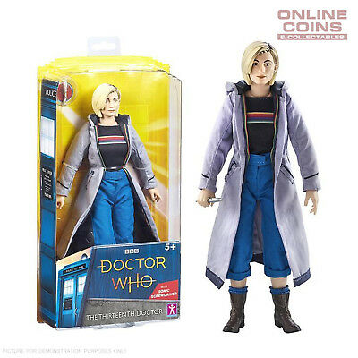 """Doctor Who - Thirteenth Doctor 10"""" Action Figure - Underground Toys 13th Doctor"""