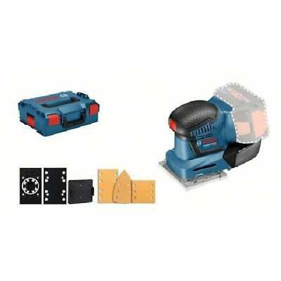 Bosch 18v Palm Sander GSS18V-10 Cordless Sander Body In L-boxx (No Battery)