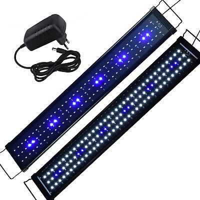 Marine 95cm Plantes Corail 75 Led Eclairage Lampe Light Aquarium EDe9bWH2YI