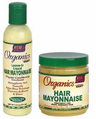Africa's Best Organics Hair Mayonnaise