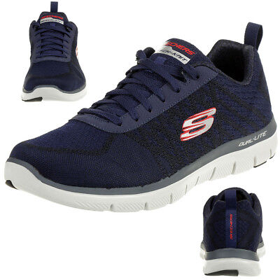 SKECHERS SKECH AVANTAGE Flex 2.0 or Point Baskets Hommes