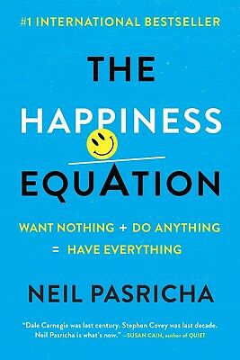 The Happiness Equation Audiobook  by Neil Pasricha (Mp3, Download)