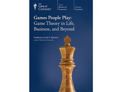 Games People Play Audiobook by Scott P. Stevens (Mp3, Download)