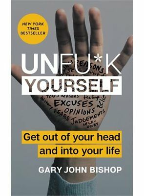 Unfu*k Yourself: Get Out of Your Head and Into Your Life Audiobook (Mp3, Downld)