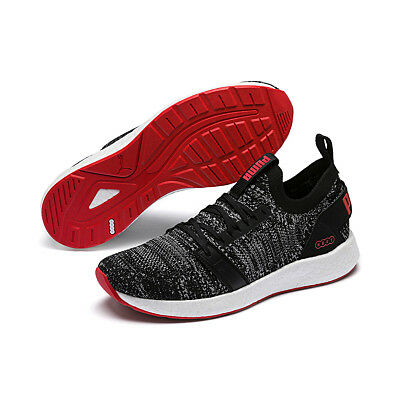 4c7e2ed55125 Puma Men s Nrgy Neko Engineer Knit Outdoor Fitness Shoes Black 191097 09