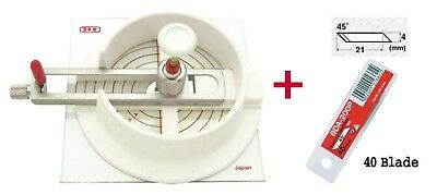 NT Cutter Circle Cutter, 11/16 Inches ~ 6-11/16 Inches1.8~17cm diameter(C-1500P)