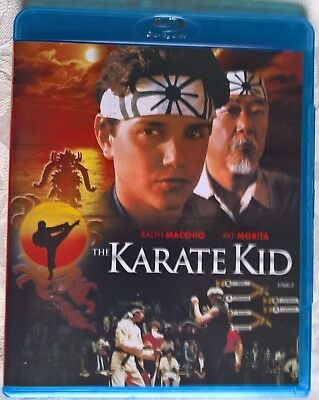 The Karate Kid (Like New Blu-ray Disc, 2010) Dubbed, Subtitled, Widescreen