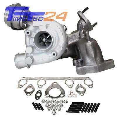 Turbolader AUDI VW FORD SEAT 1.9TDI 90PS-115PS AUY AFN 713673-6 + Montagesatz