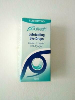 Hypromellose 0.3% Eye Drops Artificial Tears For Dry Eyes - 10ml**Free Post**