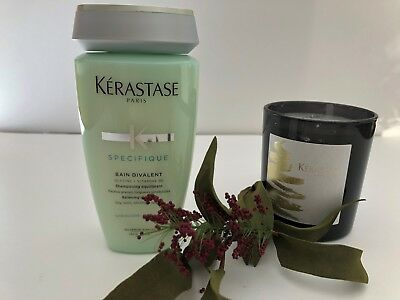 Kerastase Specifique Bain Divalent 8.5Oz 250 Ml  Free Shipping