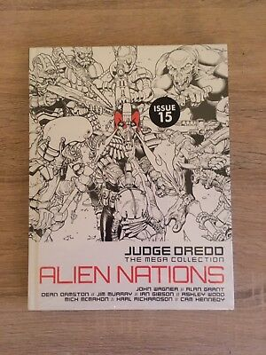 Judge Dredd Mega Collection Issue 15 Alien Nations New And Sealed