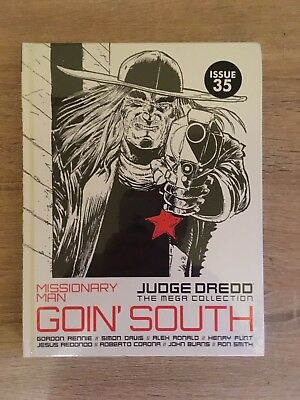 Judge Dredd Mega Colllection Issue 35 Goin South New And Sealed