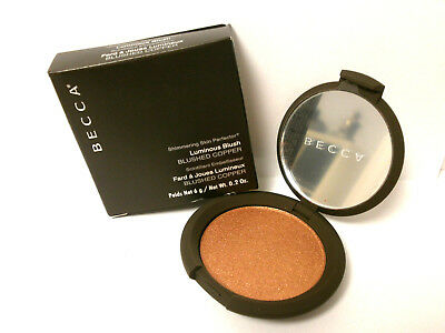 OFERTA¡¡.....BECCA Luminous Blush - COLORETE - Tono ...Blushed Copper