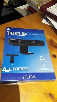 PS4 Tv Clip for Playstation Camera (Brand New Sealed) Official Licensed Product