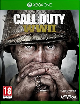 Xbox One-Call Of Duty: Wwii (Xbox One) (UK IMPORT) GAME NEW