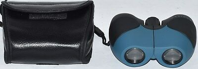 (500)  Design Go 7X18 Compact Lightweight Binoculars With Protective Case (Used)