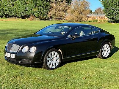 Bentley Continental Gt 6.0 W12 * Only 85,000 Miles * New Mot, Nigh-On Immaculate