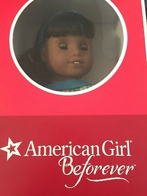 "AMERICAN GIRL 18"" MELODY ELLISON DOLL NIB with Book"