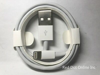 LOT SELL OEM Original Lightning to USB Charging Cable for Apple iPhone X 8 7 6 5