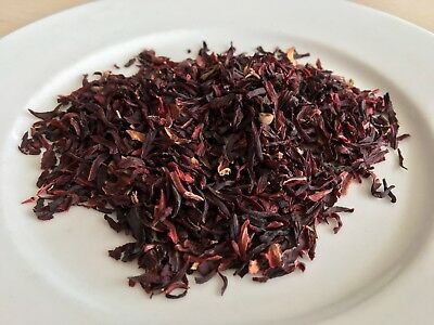 Hibiscus Flowers Pure And Natural Organic Herbal 50g