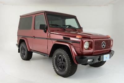 1992 G-Class 350GD 4WD Low Miles Turbo Diesel !!! 1992 Mercedes G-Class 350GD 4WD Low Miles Turbo Diesel !!!