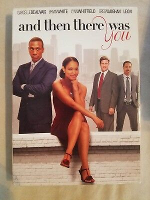 And Then There Was You (DVD) Garcelle Beauvais, Brian White   **Ships FAST!!!**