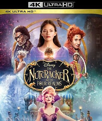 The Nutcracker and the Four Realms - Disney (4K Ultra HD, DISK ONLY)