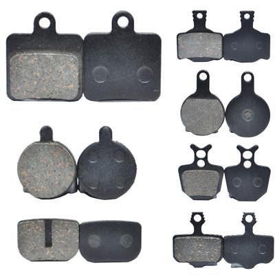 Bicycle Disc Brake Pad Bike Cycling Semi-Metallic Pads Outdoor LB6Y
