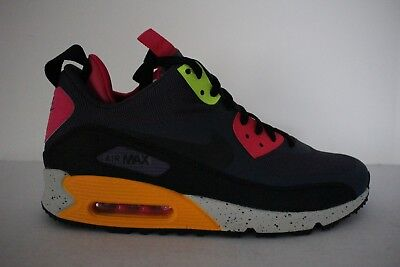 promo code afed2 e4988 Nike Air Max 90 Sneakerboot NS Men s REFLECTIVE New Hiking Boot Shoe 616314  008