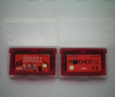 Mother 1+2 / 3 Game Boy Advance GBA Console Video Game English language