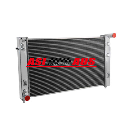 3ROW 02-04 Radiator For HOLDEN VY COMMODORE 5.7L V8 GEN3 LS1 WK STATESMAN SS HSV