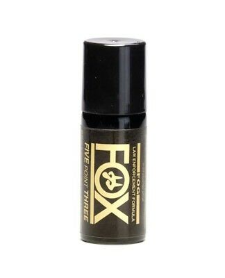 FOX LABS 5.3 Police Tactical HOT Pepper Spray Lock-On Throwing Grenade 1.5oz.