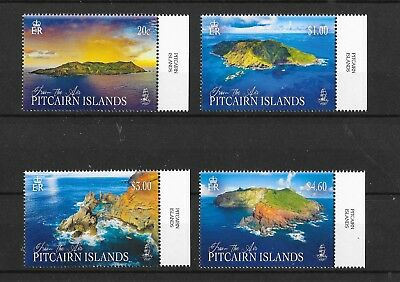Pitcairn Islands 2018 NEW ISSUE Pitcairn From The Air   MNH/UMM