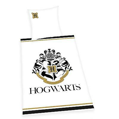Harry Potter Bettwäsche Set Single 135 X 200cm Primark Hogwarts
