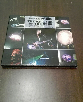 Roger Waters-Genio De Pink Floyd-2 Cd's-Live Budapest 2007-Digipack-Con Fotos
