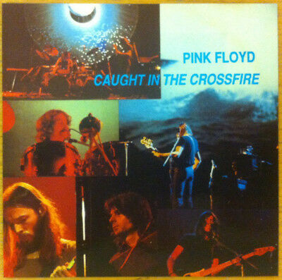 Pink Floyd-Cd-Caught In The Crossfire-Live In New York 1977-Very Rare