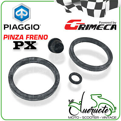 Kit Revisione Pinza Freno Anteriore Vespa Px 125 150 200 Lml Star Freni A Disco