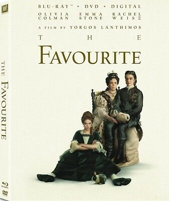 The Favourite (Blu-ray)(Region A)