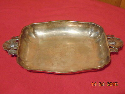 PLATER tray -1880-1920 -SYGN. PRIMA NS-SWEDEN