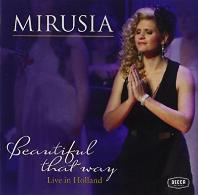 Mirusia-Live In Holland: Beautiful That Way (Us Import) Cd New