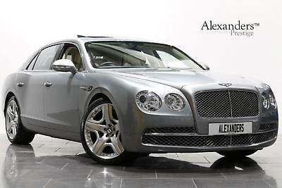 2015 Bentley Flying Spur 6.0 W12 Mulliner  Auto Petrol silver Automatic