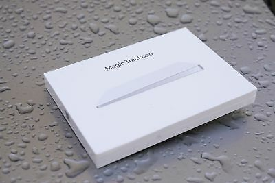 NEW Apple Magic Trackpad 2 Model MJ2R2LL/A SILVER SEALED WARRANTY FAST FREESHIP