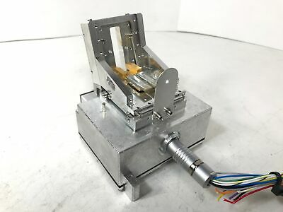 Motorized X, Y Transition Stage For THG Coherent Avia 355-X Laser System 355X #B