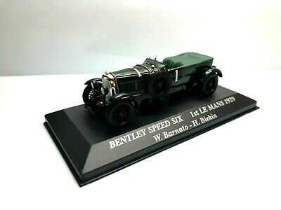 Ixo Altaya 1/43 Bentley Speed Six 1St Le Mans 1929 W.barnato H.birkin