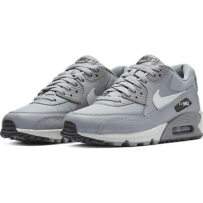 NIKE WOMEN'S AIR Max 90 Sneakers, Wolf Grey Summit White