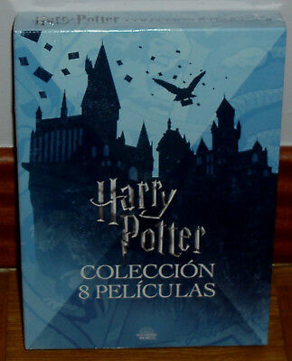 Harry Potter The Complete Collection 8 Dvd Sealed New Fantasy (Unopened)