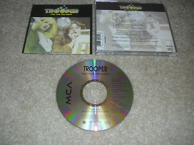 Two for the Show by Trooper (CD, Nov-2004, MCA)