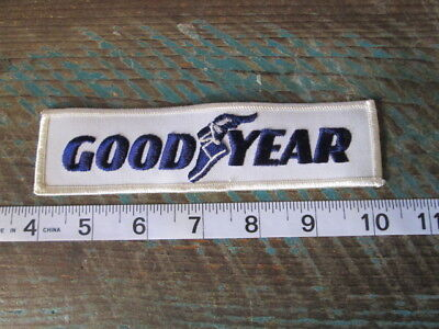 New Goodyear Racing Tire Patch Nascar Scca Can Am Imsa Trans Am Indy Cart